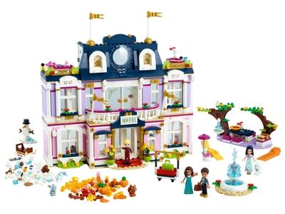 LEGO Heartlake City Grand Hotel (41684)