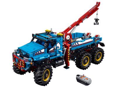LEGO 6x6 All Terrain Tow Truck (42070)