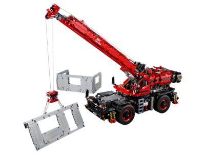 LEGO Rough Terrain Crane (42082)