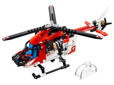 LEGO Rescue Helicopter (42092)