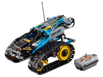 LEGO RC stunt racer (42095)