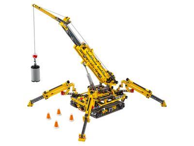 LEGO Compacte rupsband kraan (42097)