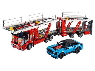 LEGO Car Transporter (42098)