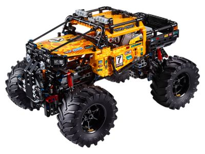 LEGO 4X4 X-treme Off-Roader (42099)