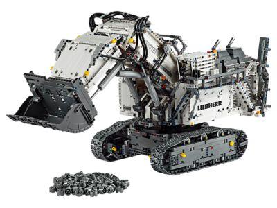 LEGO Liebherr R 9800 Excavator (42100)