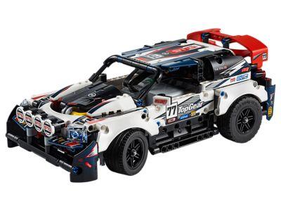 LEGO La voiture de rallye contrôlée (42109)
