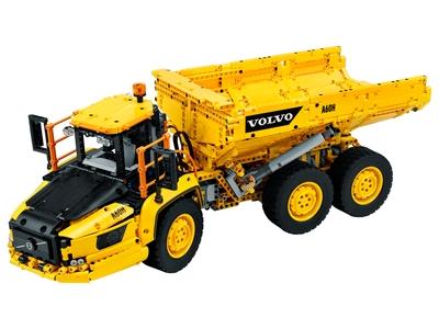 LEGO 6x6 Volvo Articulated Hauler (42114)