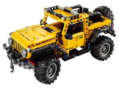 LEGO Jeep® Wrangler (42122)
