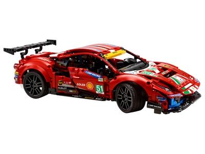 "LEGO Ferrari 488 GTE ""AF Corse #51"" (42125)"