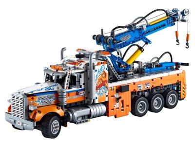 LEGO Heavy-duty Tow Truck (42128)