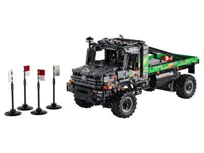 LEGO 4x4 Mercedes-Benz Zetros Offroad-Truck (42129)