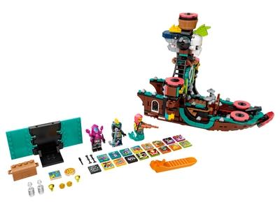 LEGO Punk Pirate Ship (43114)