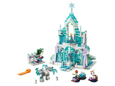LEGO Elsa's magische ijspaleis (43172)