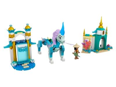 LEGO Raya et le dragon Sisu (43184)