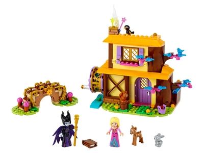 LEGO Aurora's Forest Cottage (43188)