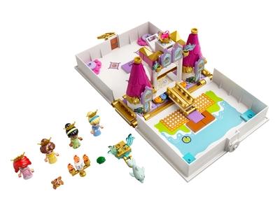 LEGO Ariel, Belle, Cinderella and Tiana's Storybook Adventures (43193)