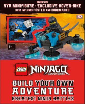 LEGO® NINJAGO® Build Your Own Adventure: Greatest Ninja Battles (5005656)