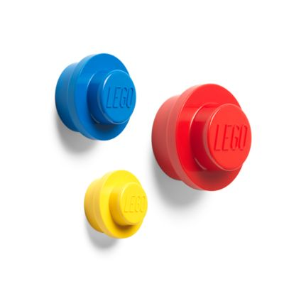 LEGO Red, Blue and Yellow Wall Hanger Set (5005906)