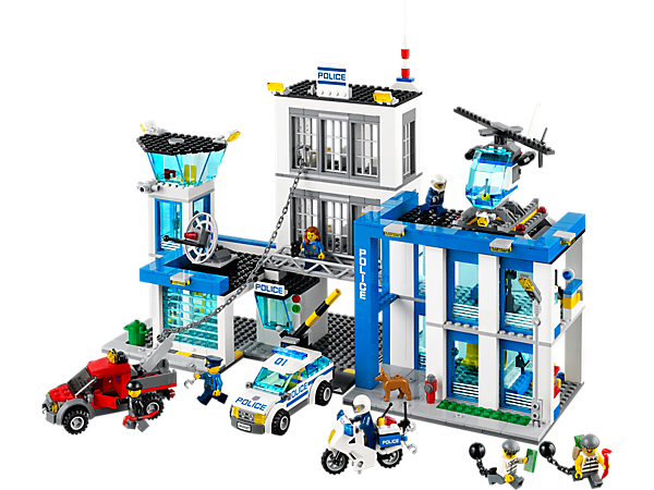 Lego Police Station 60047 Now 9495 At Speelgoednl 5 Below