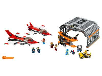 Lego Airport Air Show 60103 Now 7999 At Amazones 11 Below