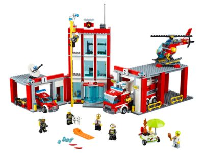 LEGO Fire Station (60110)