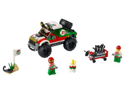 LEGO 4 x 4 Off Roader (60115)