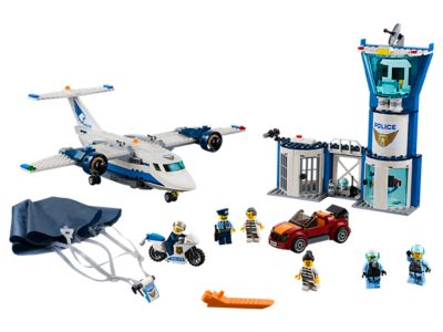 LEGO Sky Police Air Base (60210)