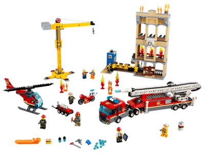 LEGO Downtown Fire Brigade (60216)