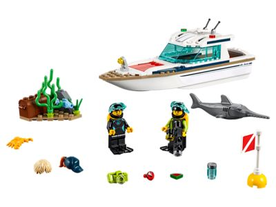 LEGO Diving Yacht (60221)