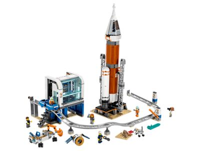 LEGO Deep Space Rocket and Launch Control (60228)
