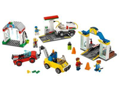 LEGO Garage Center (60232)