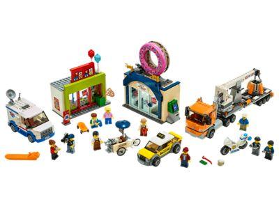 LEGO Donut shop opening (60233)