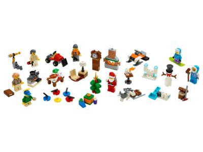 Calendrier Avent Lego City.Lego City Advent Calendar 60235 Now 15 90 At Amazon Fr