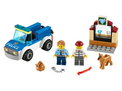 LEGO Police Dog Unit (60241)