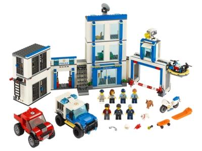 LEGO Le commissariat de police (60246)
