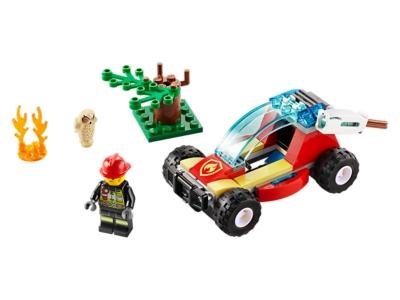 LEGO Le feu de forêt (60247)