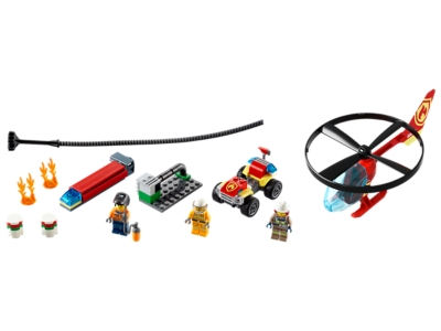 LEGO Fire Helicopter Response (60248)