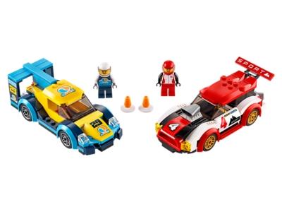 LEGO Racewagens (60256)