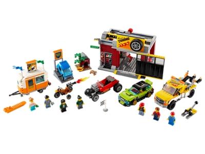 LEGO Tuning-Werkstatt (60258)