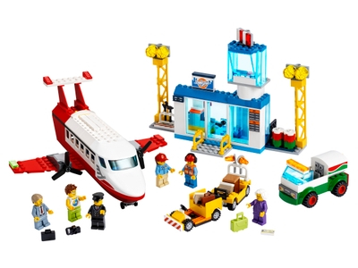 LEGO Central Airport (60261)