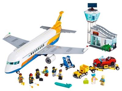 LEGO Passagiersvliegtuig (60262)