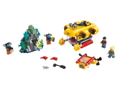 LEGO Le sous-marin d'exploration (60264)