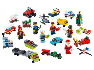 LEGO Adventskalender (60268)