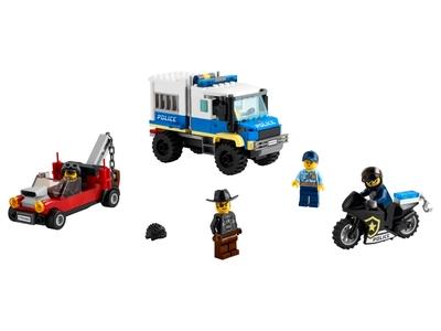 LEGO Politie gevangenentransport (60276)