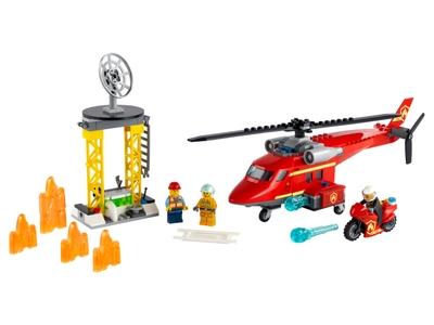 LEGO Feuerwehrhubschrauber (60281)