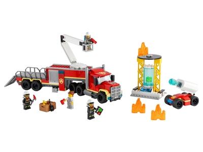 LEGO Fire Command Unit (60282)