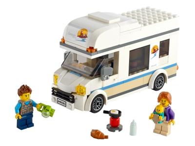 LEGO Vakantiecamper (60283)