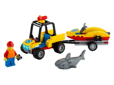 LEGO Beach Rescue ATV (60286)