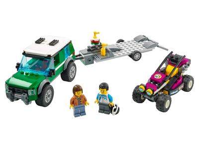 LEGO Racebuggytransport (60288)