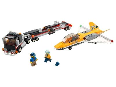 LEGO Le transport d'avion de voltige (60289)